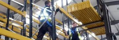 Услуги по монтажу и демонтажу стеллажей